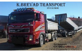 Brevad transport