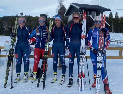 NØK-cup i skiskyting 20.-21. mars